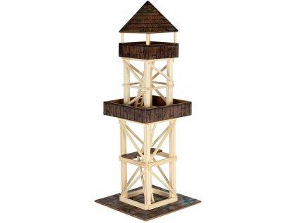 WALACHIA Rozhledna 33W4 dřevěná stavebnice