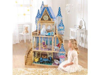 Domeček pro panenky DISNEY CINDERELLA