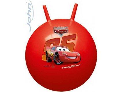 JOHN Míč skákací Cars (hopsadlo)