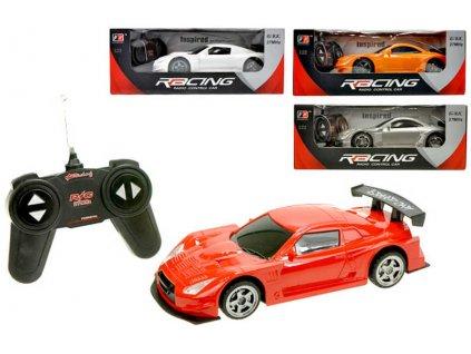 RC Auto sportovní 19 cm na dálkové ovládání (vysílačku)