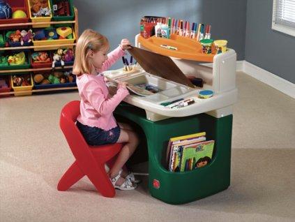 vytvarny stolek deluxe 758000