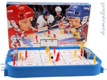 CHEMOPLAST Hra společenská hokej s táhly