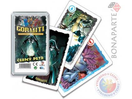 BONAPARTE karty Černý Petr GORMITI