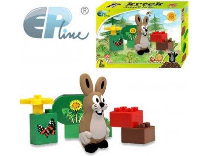 EP Line (EPEE) KRTEK kostky sada stavebnice ZAJÍC Extras