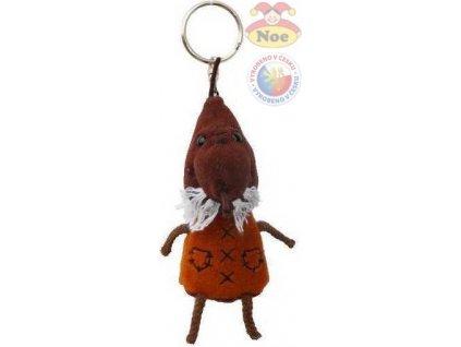 NOE Hergot přívěsek na klíč (klíčenka)
