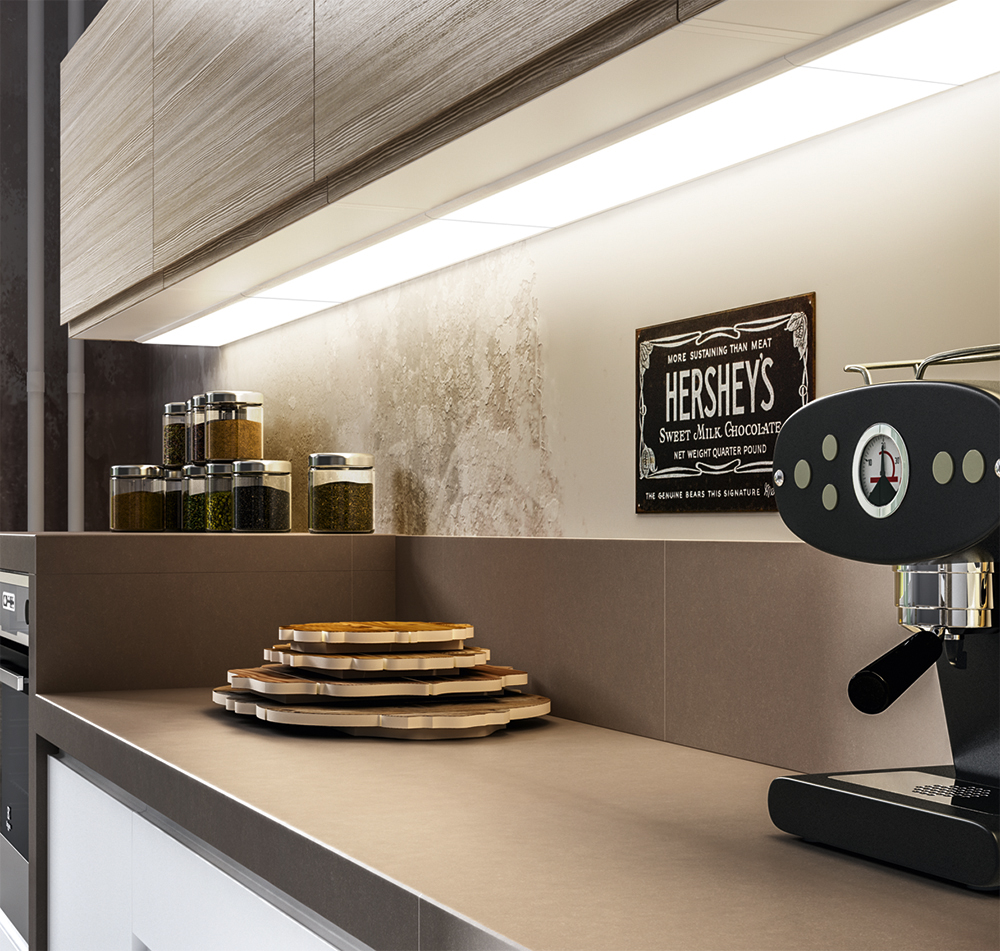 LED kuchyňské osvětlení