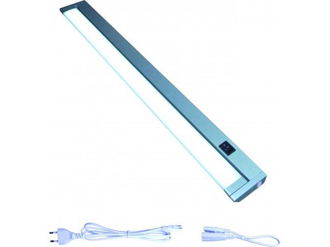 LED osvětlení kuchyňské linky série Q/TC výklopné