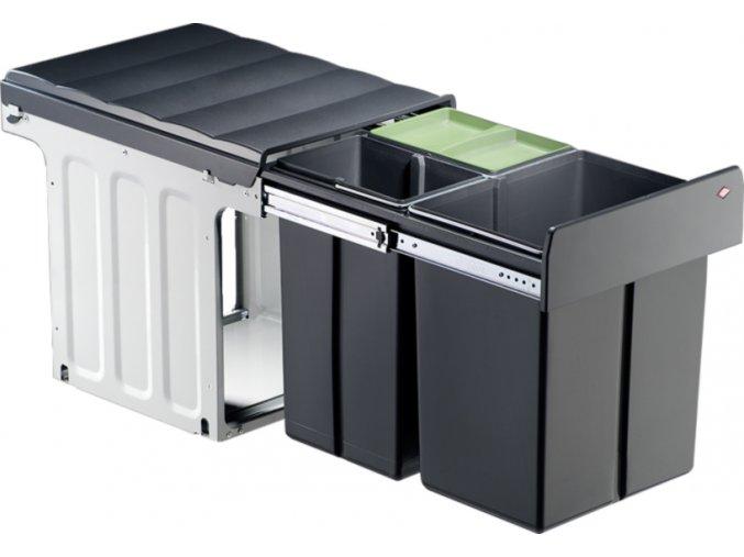 WESCO odpadkový koš na třídený odpad PROFILINE BIO CAP 40 L
