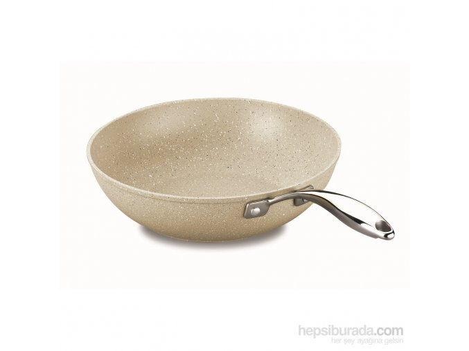 Korkmaz Granita wok pánev 28 cm
