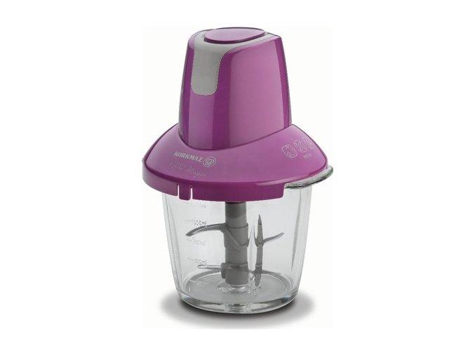 Korkmaz Pro Magic Rondo fialový - univerzální sekáček