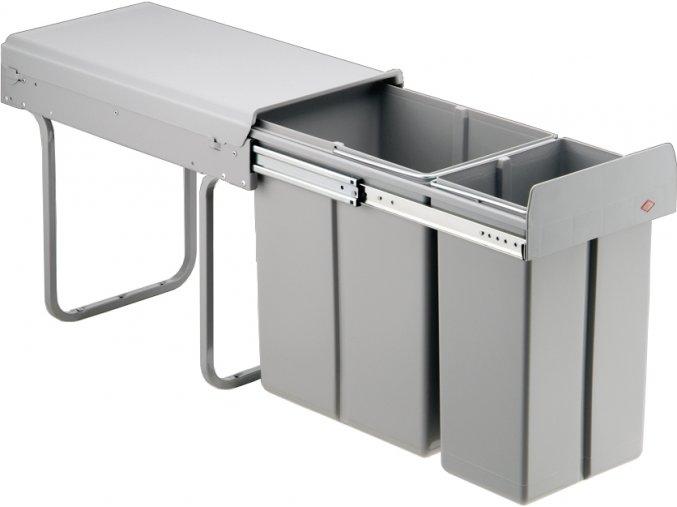 WESCO koš na tříděný odpad Bio Double Boy 30 L