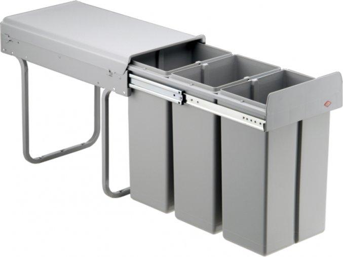 WESCO koš na tříděný odpad Bio Trio 30 L