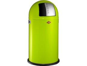 WESCO odpadkový koš Push-boy 50 - zelená