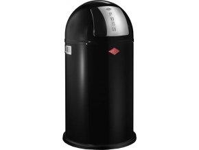 WESCO odpadkový koš Push-boy 50 L - černá