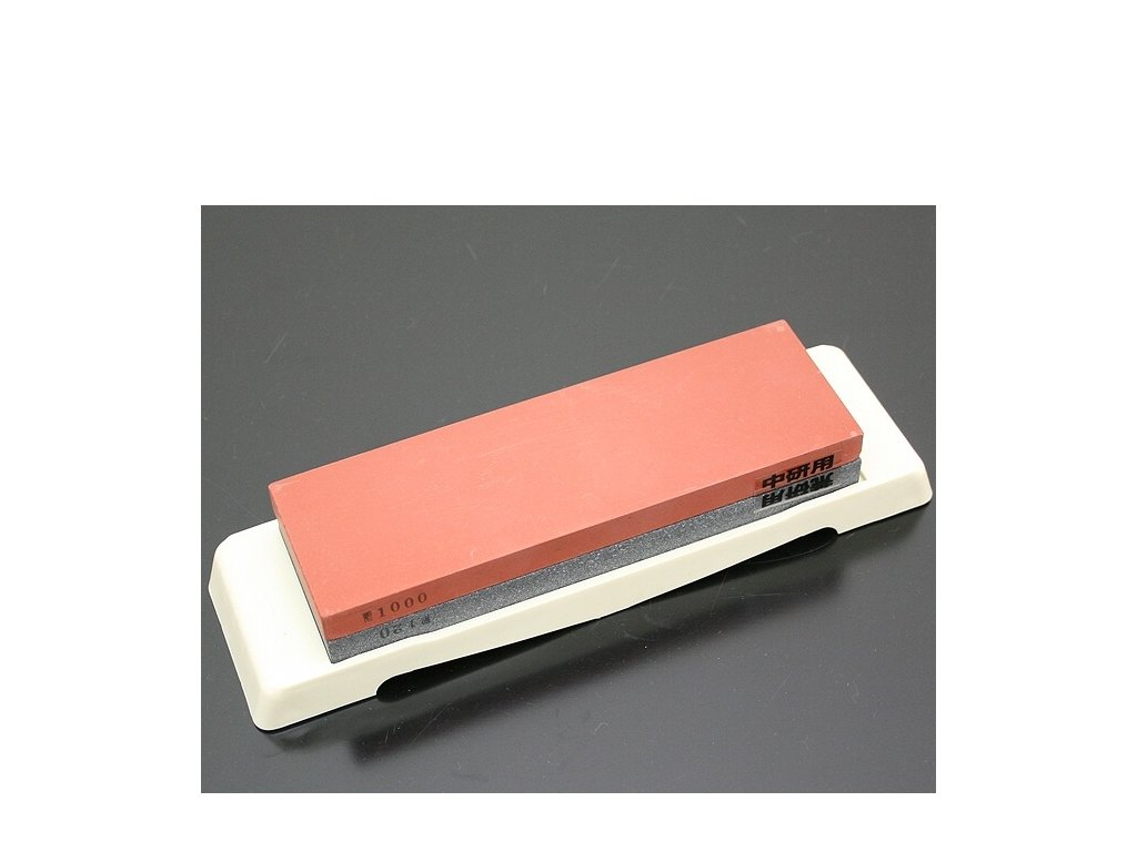 Kanetsune Ceramic Sharpening Stone 120/1000 Grit