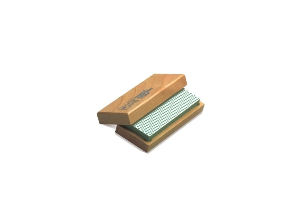 DMT brousek Whetstone diamant jemný dřevo