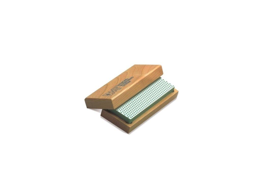 DMT brousek Whetstone diamant hrubý dřevo
