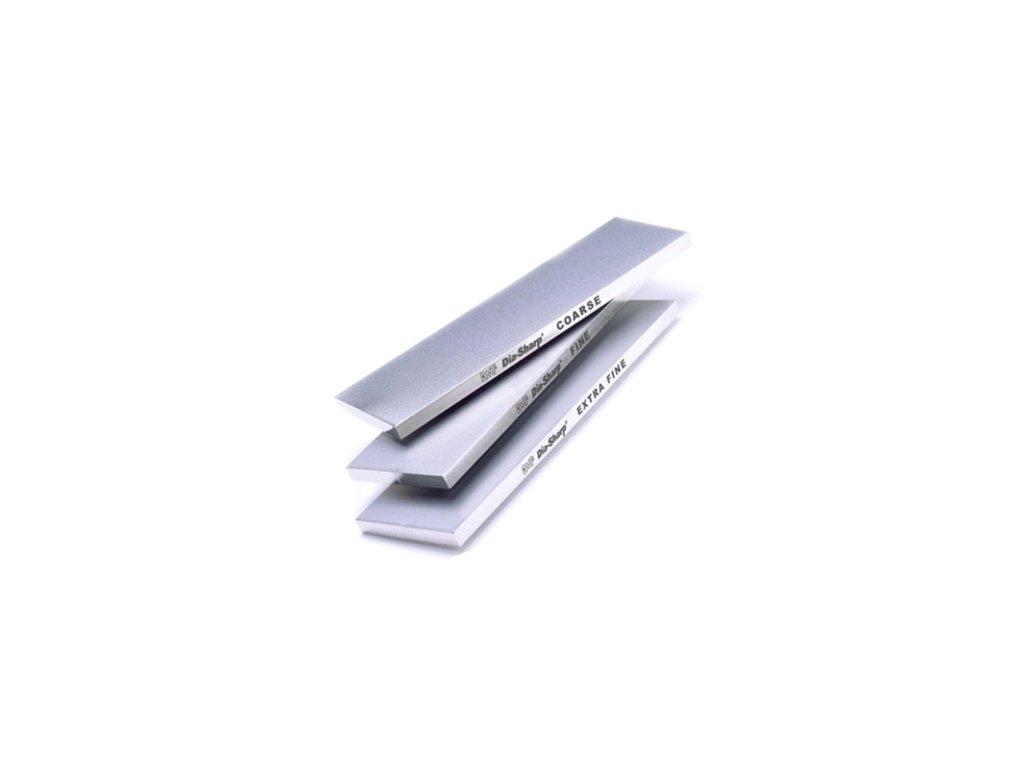 DMT DIA-SHARP brousek diamant jemný 152mm