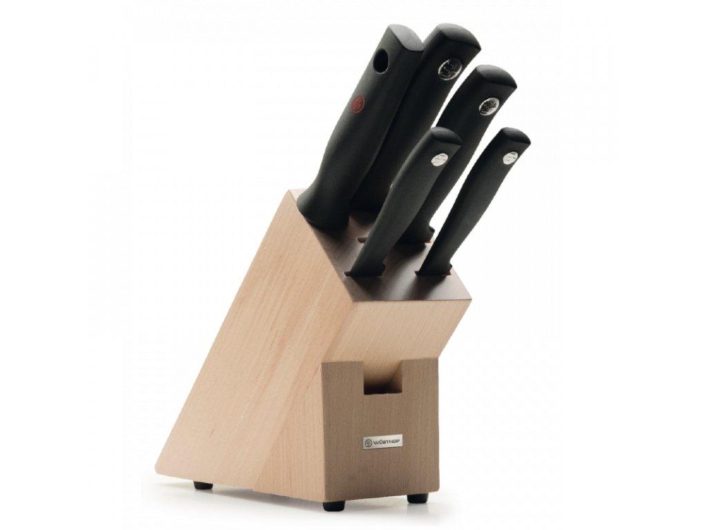 Wüsthof blok nožů Silverpoint 5 dílů