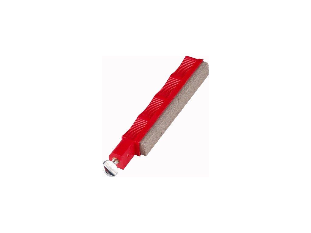 Lansky hrubý brousek - red