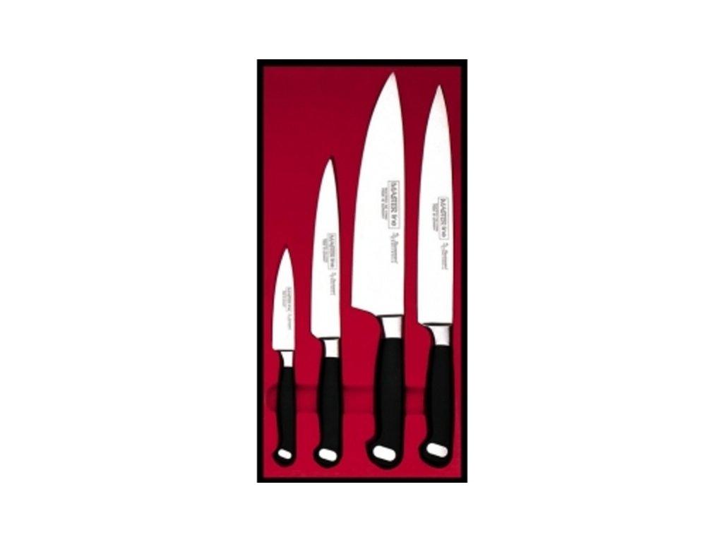 Burgvogel čtyřdílná souprava nožů MASTER Line