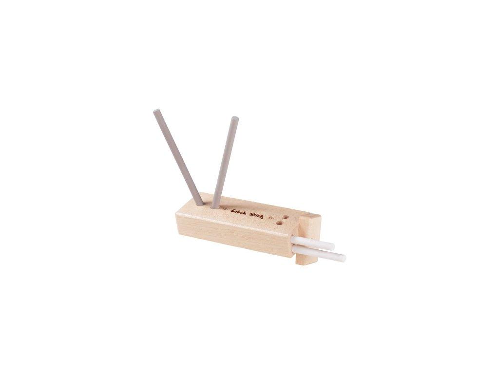 Lansky 4 Rod DeluxeTurnbox Crock Stick Sharpener