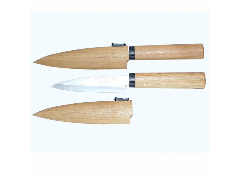 Fruits Knife ST-100 (Sharp Point)