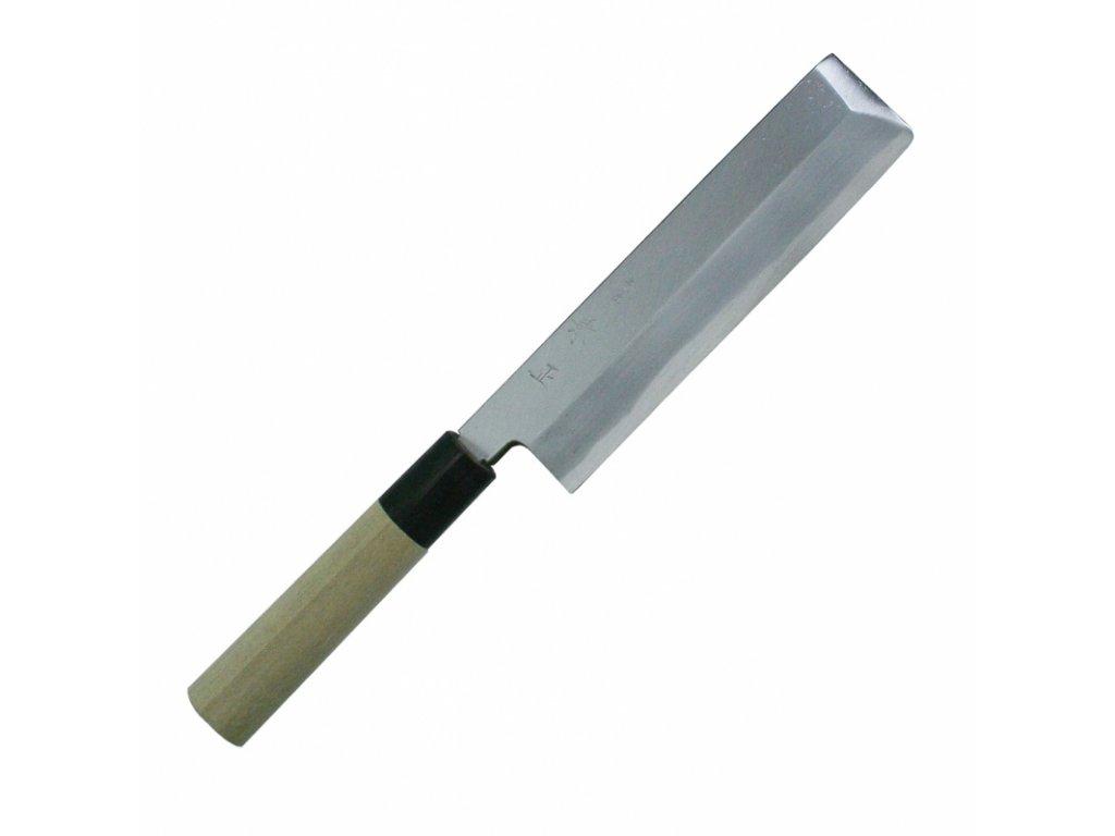 Usuba 180mm Horn / Magnolia wood