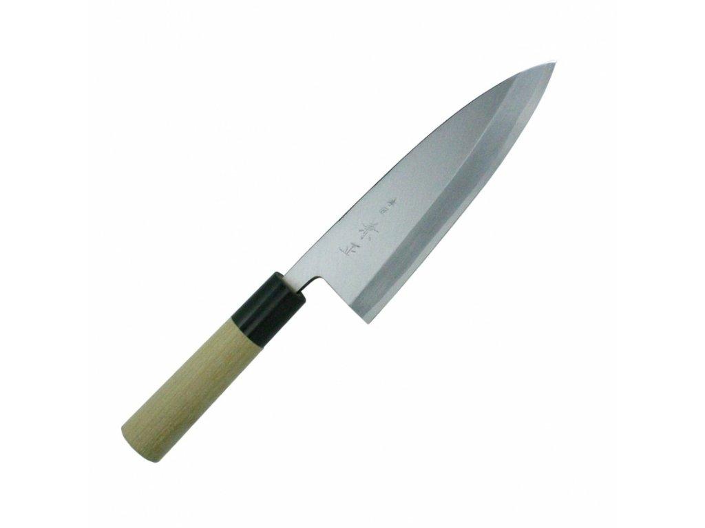Ai-Deba 165mm Horn / Magnolia wood