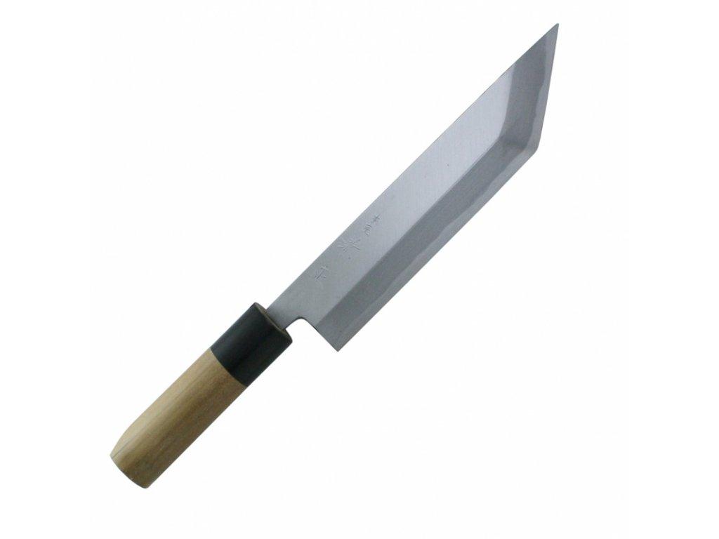 Unagi-Saki 240mm Horn / Magnolia wood