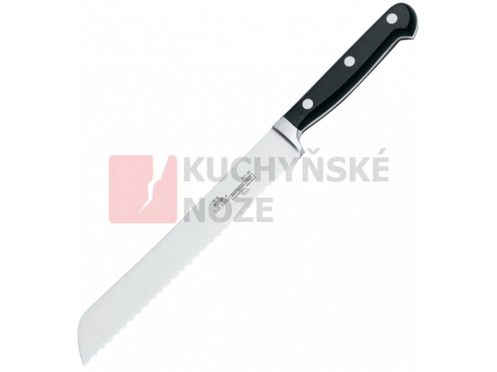 Due Cigni nůž na chleba Florence 20cm