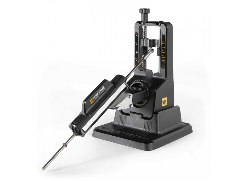 Work Sharp Precision Adjust Knife Sharpener WSBCHPAJ