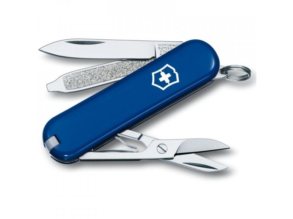 Nůž Victorinox Classic SD modrá 0.6223.2