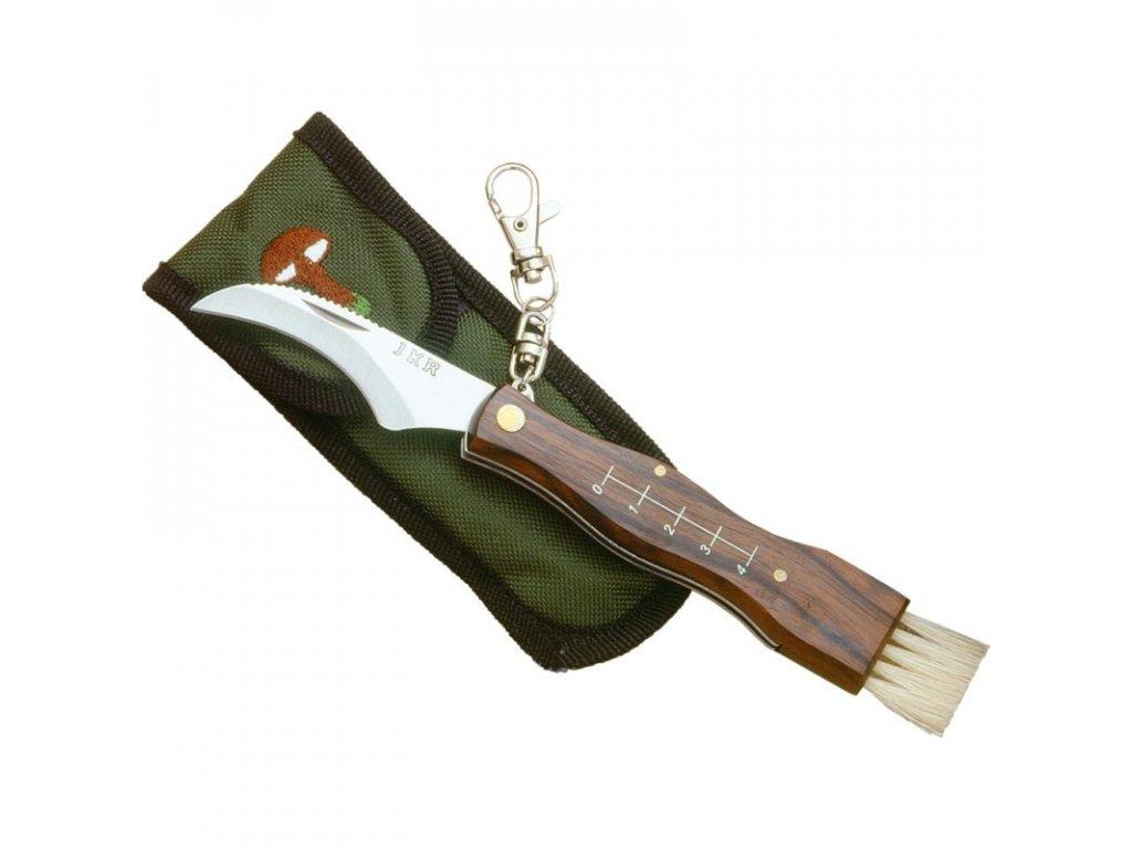 Houbařský nůž se štětečkem Joker 32 J-JKR32 / NO-105BW