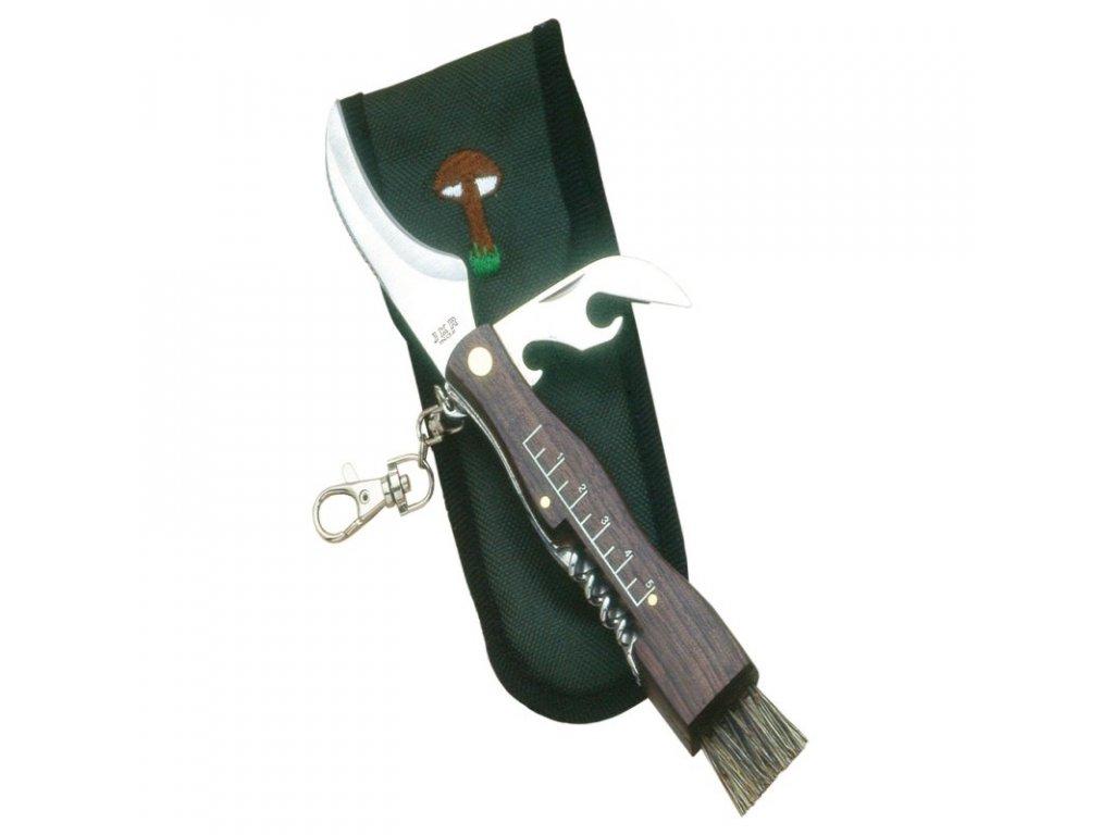 Houbařský nůž se štětečkem Joker 89 J-JKR89 / NO-105BW-3