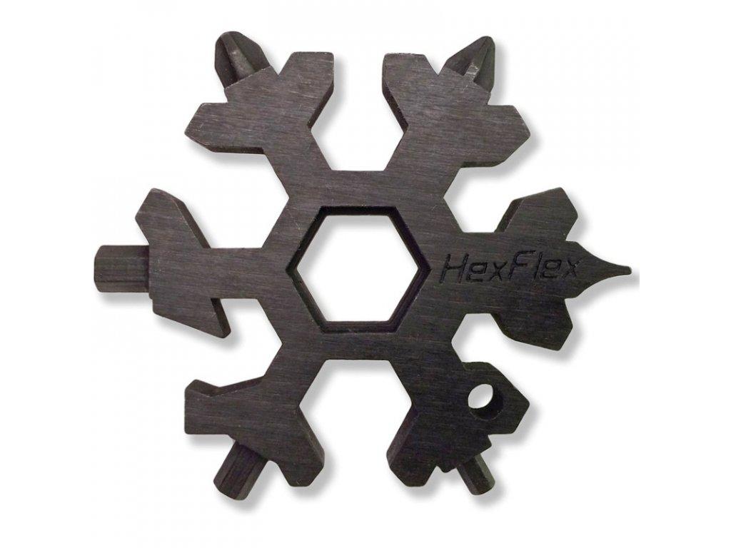 HexFlex Adventure Tool Black Standard HEXBO23S