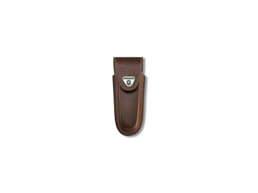 Pouzdro Victorinox hnědé 111mm 5-8 vrstev 4.0538