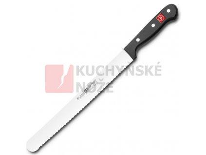 Wüsthof nůž na šunku Gourmet 26 cm