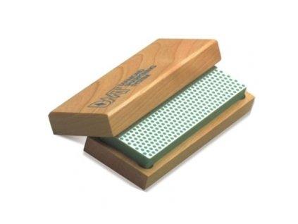 DMT brousek Whetstone diamant extra jemný dřevo