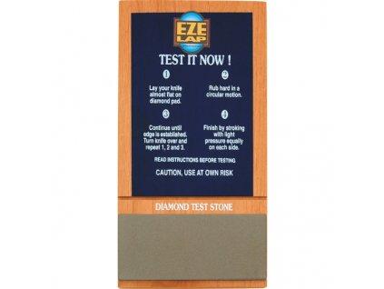 EZE-Lap Diamond Testpad