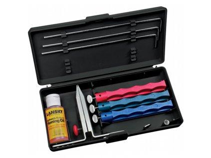 Lansky Standard Knife Sharpening System 3 brousky