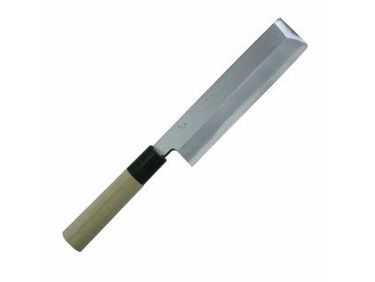 Usuba 195mm Horn / Magnolia wood