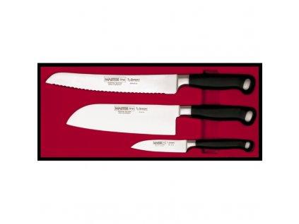 Burgvogel třídílná sada nožů MASTER Line