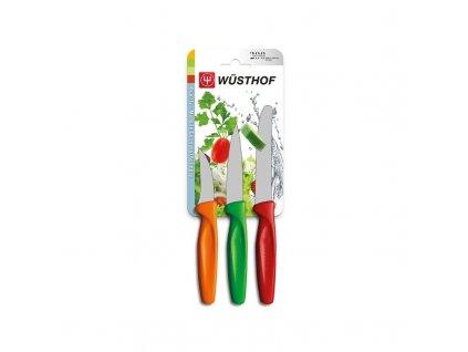 Wüsthof sada nožů do kuchyně Silverpoint 3 ks