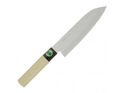 Japonský nůž Santoku 16,5cm