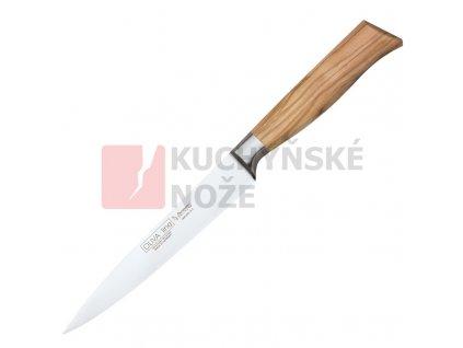 Burgvogel nůž na šunku OLIVA Line 15cm