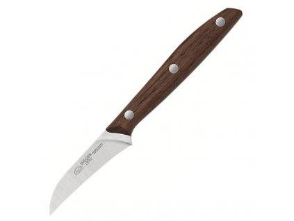 Due Cigni nůž na zeleninu řada 1896 ořech 7cm