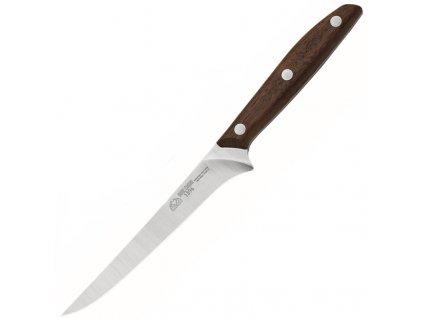 Due Cigni nůž vykosťovací řada 1896 ořech 15cm