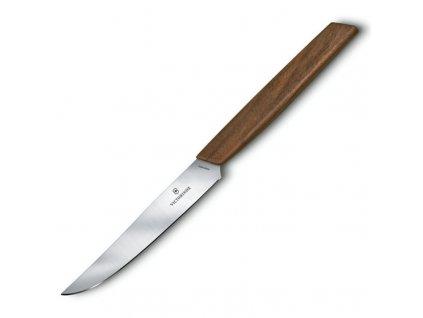Victorinox  Swiss Modern steakový nůž 12 cm, 2 ks