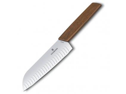 Victorinox Swiss Modern nůž Santoku, 17 cm